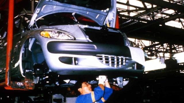 Foto: Producción de automóviles en México, 7 febrero 2020