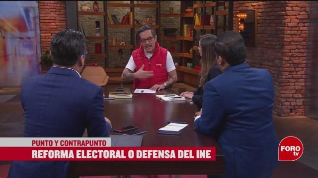 Foto: Ine Reforma Necesaria Autonomía Riesgo 14 Febrero 2020