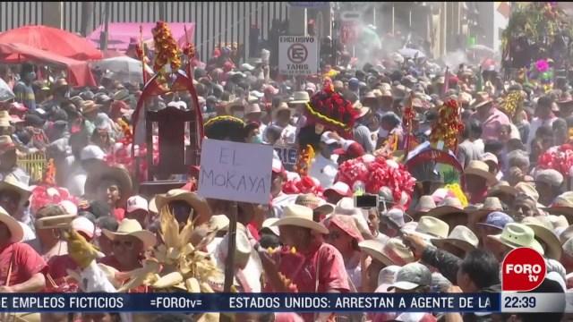 FOTO: 23 Febrero 2020, inicia carnaval zoque en chiapas piden que no falten las lluvias