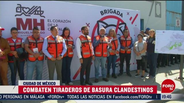 Foto: Vecino Cochino Inicia Programa Miguel Hidalgo 20 Febrero 2020