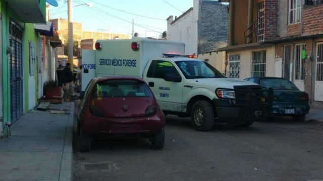 FOTO: Mueren cuatro en ataque a bar en Guanajuato, el 16 de febrero de 2020