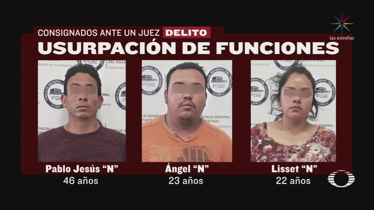 Foto: Juez Libera Implicados Multihomicidio Estudiantes Conductor Puebla 27 Febrero 2020