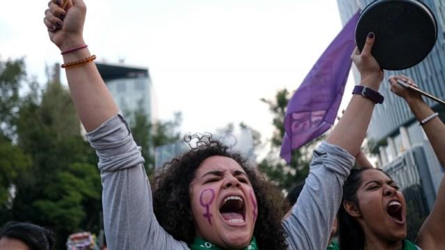 Foto: Las marchas y manifestaciones este 14 de febrero 2020 en la CDMX