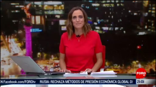 Foto: Las Noticias Ana Francisca Vega Programa Completo Forotv 10 Febrero 2020