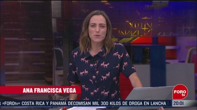 Foto: Las Noticias Ana Francisca Vega Programa Completo Forotv 13 Febrero 2020