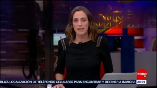 FOTO: 7 febrero 2020, las noticias con ana francisca vega programa del 7 de febrero de