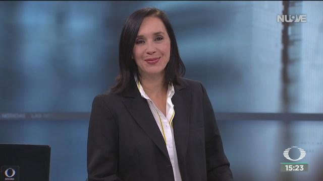 FOTO: las noticias con karla iberia programa del 14 de febrero del