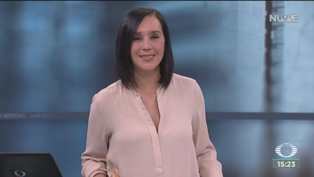 FOTO: las noticias con karla iberia programa del 18 de febrero del