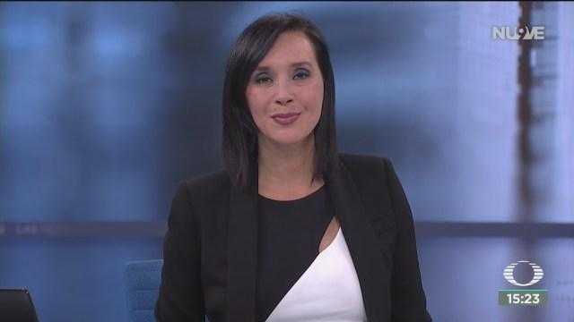 FOTO: las noticias con karla iberia programa del 28 de febrero del