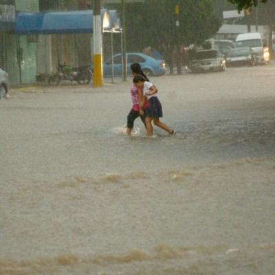 Pronostican lluvias muy fuertes en Sinaloa, Nayarit, Jalisco y Colima