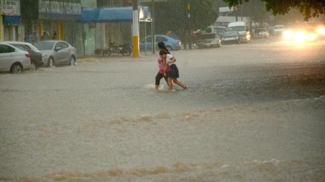 Foto: Se pronostican lluvias fuertes en México, 2 febrero 2020