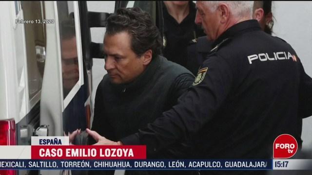 FOTO: lozoya encarcelado en espana bajo condiciones precarias