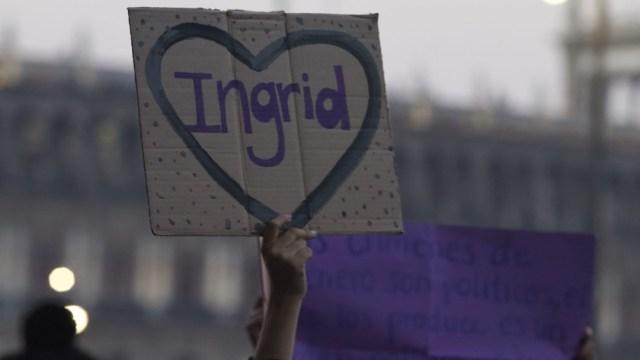 Foto: Madres de víctimas de feminicidio y mujeres feministas, protestan en la CDMx