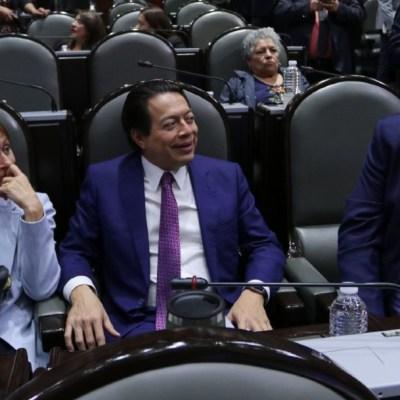 Mario Delgado apoya paro de mujeres el 9 de marzo