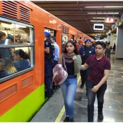 Robos en el Metro de la CDMX se redujeron en un 60.3%: STC