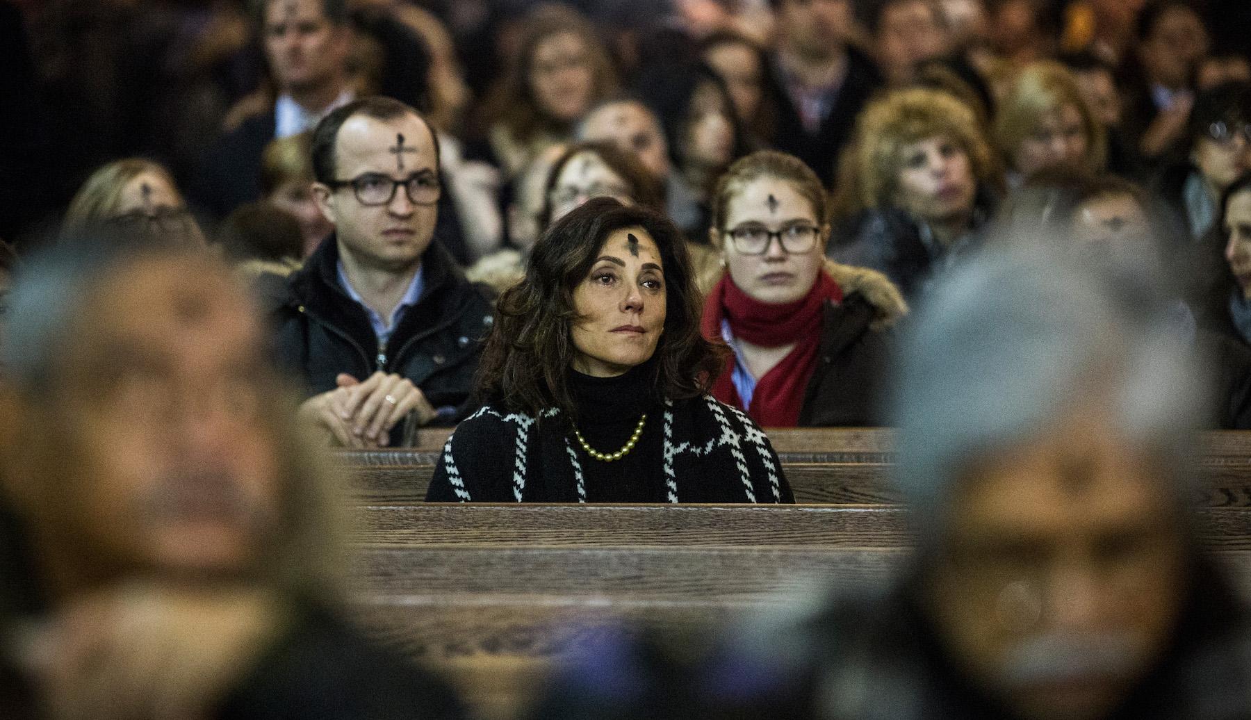 Foto Historia y simbolismo del Miércoles de Ceniza 18 febrero 2020