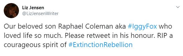 FOTO Muere el actor y activista Raphael Coleman, estrella de 'La nana mágica' (Twitter)