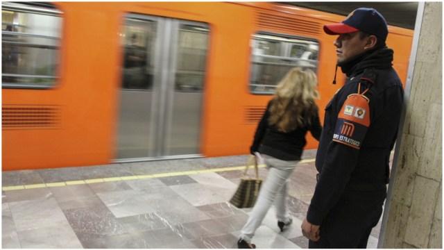 Imagen: Muere una persona tras caer a las vías del Metro, 1 de febrero de 2020 (Cuartooscuro)