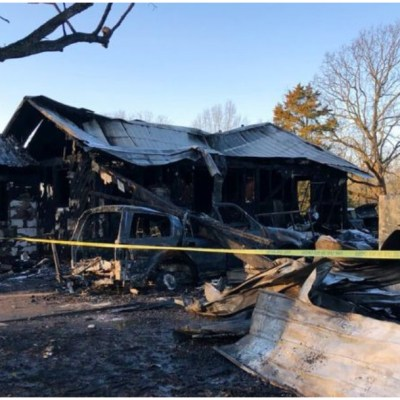 Mueren mujer y sus seis hijos tras incendio en su casa de Mississippi