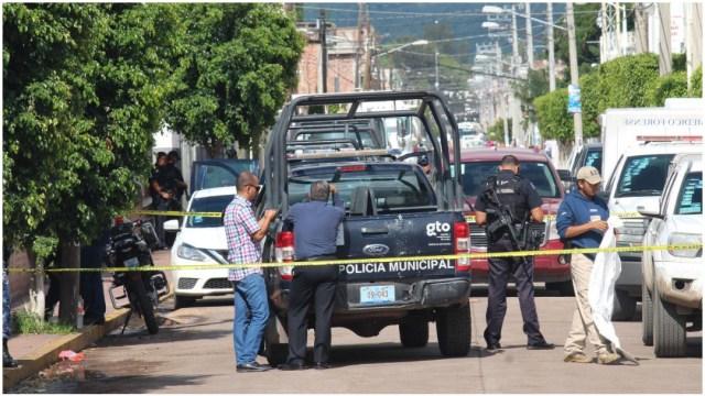 Imagen: La violencia no cesa en el estado de Guanajuato, 8 de febrero de 2020 (MARIO JASSO /CUARTOSCURO.COM)