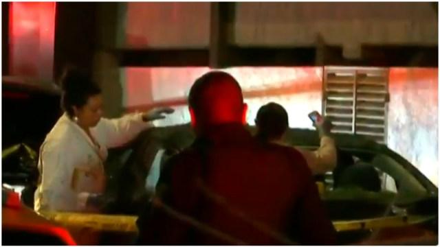 Foto: Mujer falleció tras caer de un piso 21 en la Nápoles, 16 de febrero de 2020 (Foro TV)