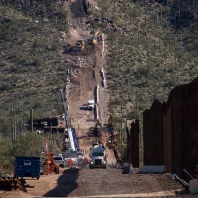 Destruyen cementerios sagrados de nativos americanos por muro en Arizona