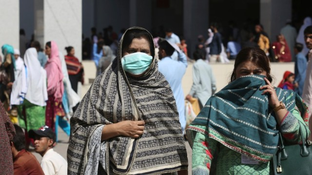 Foto: OMS: Brote de coronavirus está en 'punto decisivo'
