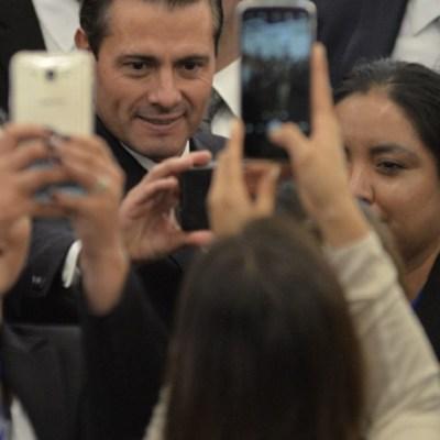 Senadores del PRI desestiman investigación contra EPN; el presidente no la dicho, señala Osorio Chong