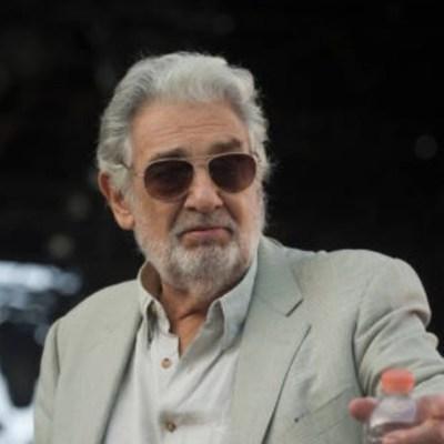 """Plácido Domingo: """"Acepto la responsabilidad de mis acciones"""""""