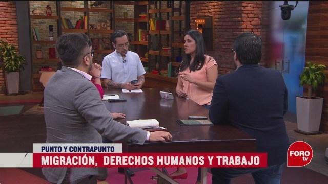 plan contencion migrante buenas cifras alto costo