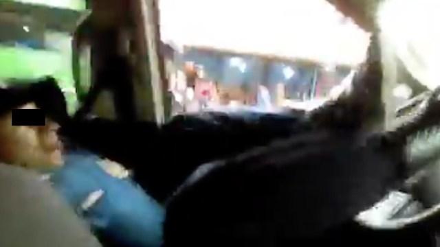 Foto Policia Pies Video 15 Febrero 2020