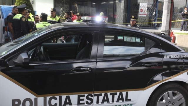 Balacera hoy en Zinacantepec deja un muerto