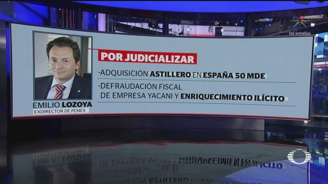 Foto: Delitos Emilio Lozoya Extraditado España México 12 Febrero 2020