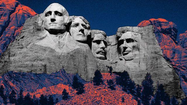 Foto Presidentes Estados Unidos 25 Febrero 2020