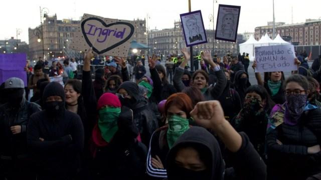Marchas hoy en CDMX por feminicidio de Ingrid Escamilla
