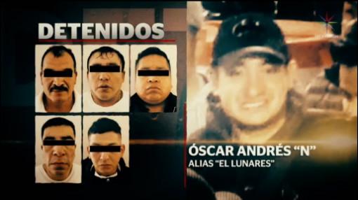 Foto: Unión Tepito Líderes Significativas Detenciones 5 Febrero 2020