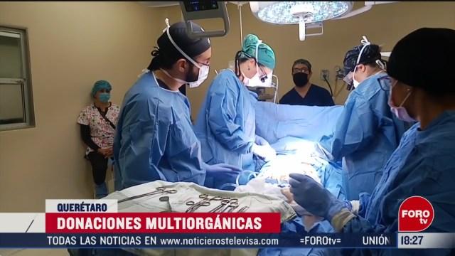 FOTO: queretaro lider en donacion de organos en mexico