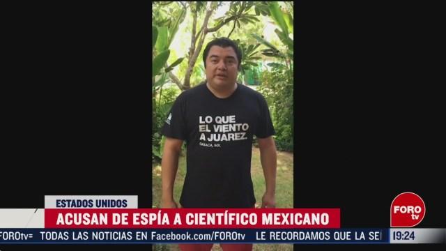 Foto: Mexicano Detenido Eeuu Espiar Para Rusia 20 Febrero 2020