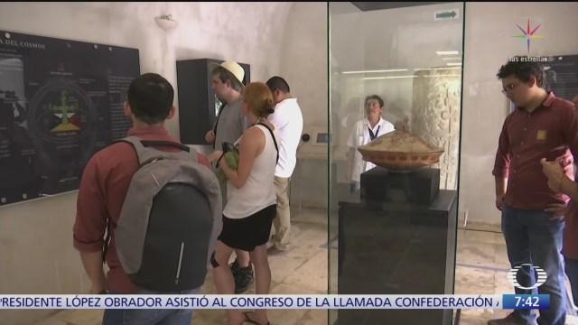 reabren el museo de arqueologia maya en campeche