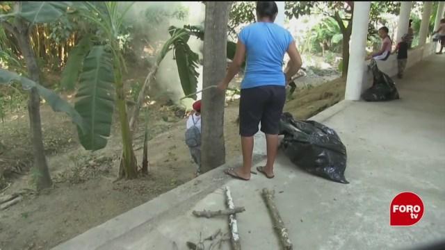 FOTO: 22 Febrero 2020, realizan jornada de limpieza en huatulco oaxaca