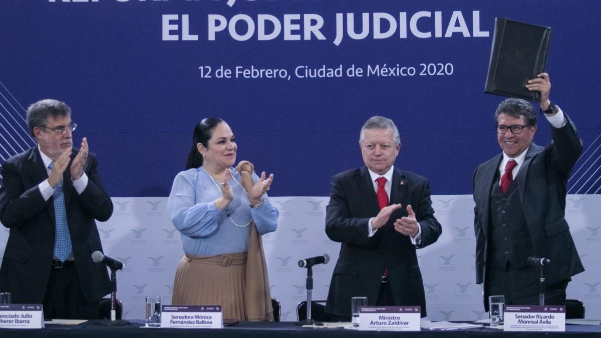 Reforma al Poder Judicial busca acabar con corrupción