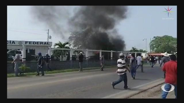 Foto: Veracruz Enfrentamiento Ciudad Isla Refuerzan Seguridad 12 Febrero 2020