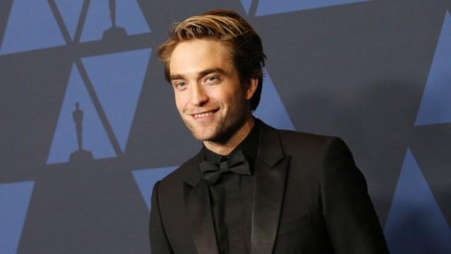 Robert Pattinson, considerado el hombre más guapo del mundo