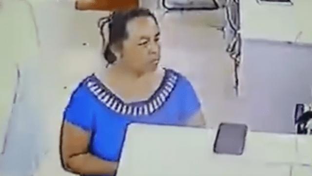 Foto Video: Roba celular del doctor que atendía a su esposo en el hospital 27 febrero 2020