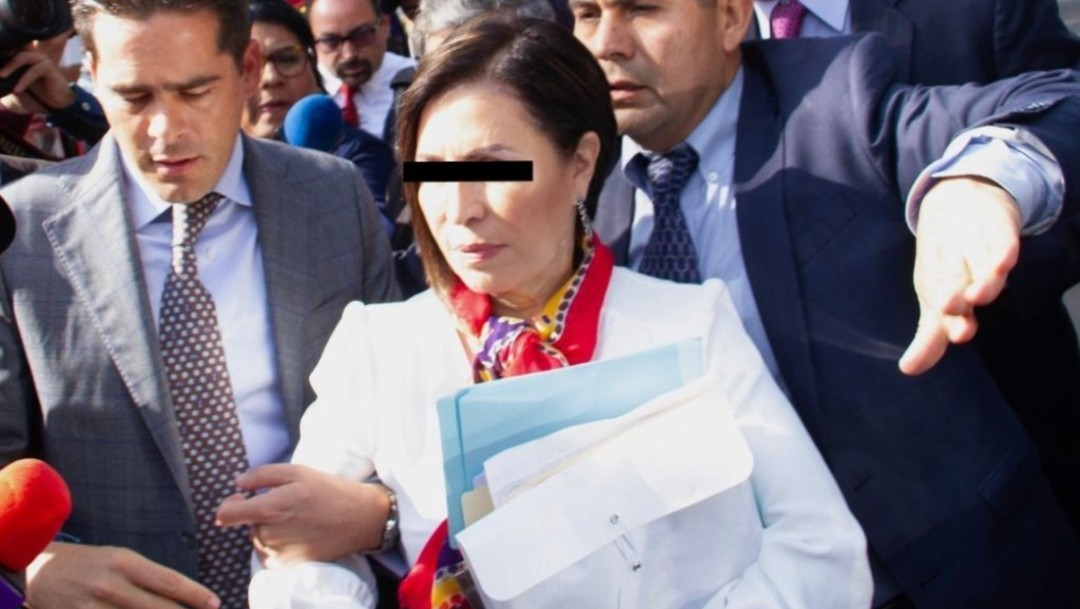 Diputados inicia juicio político contra Rosario Robles