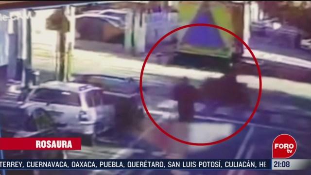 Foto: Rosaura Denuncia CDMX Ataques Expareja 24 Febrero 2020