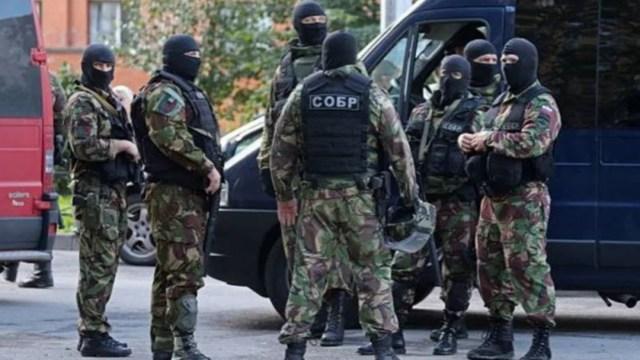 Foto: Personal del FSB realiza un operativo antiterrorista en Rusia, 26 febrero 2020