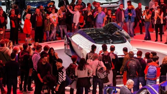 Salón del Auto de Ginebra cancela por coronavirus