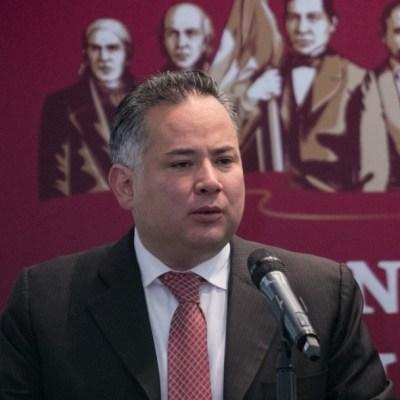 Avanza política contra corrupción, dice Santiago Nieto tras captura de Lozoya
