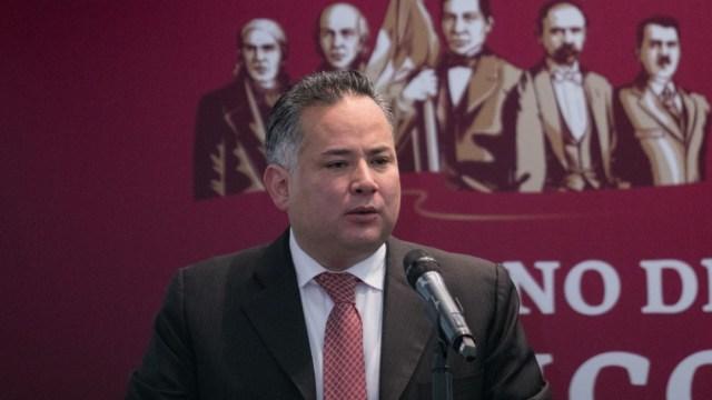 FOTO Avanza política contra corrupción, dice Santiago Nieto tras captura de Lozoya (Cuartoscuro/archivo)